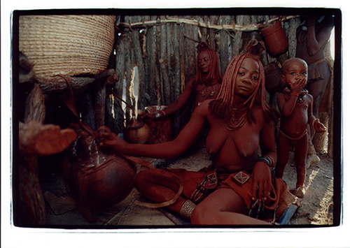 Cry of the Owl (Himba)